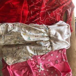 Other - Bundle of baby girl 6 months dresses